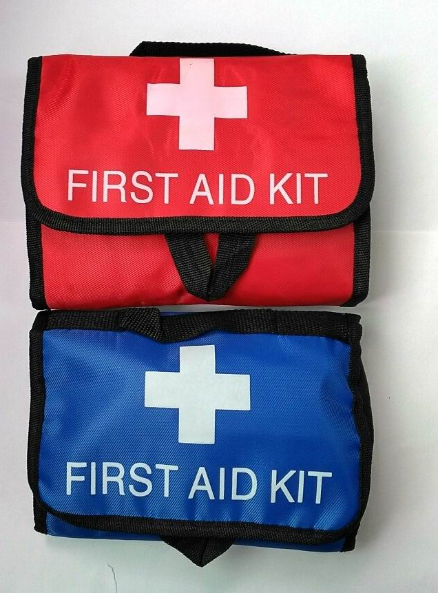38pcs/pack Emergency Kit Safe Portable first aid bag home car outdoor travel medical bag Mini auto  camping survival box<br><br>Aliexpress