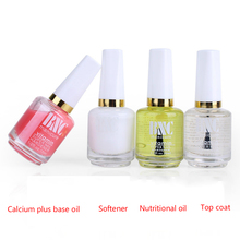 4 Pcs Cuticle Revitalize Oil Mix Taste Nail Art Salon Treatment Care Set Excellent nail oil for Cuticle(China)