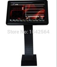 "19"" Multitouch Infrared IR Touch Screen touch panel frame for advertising kiosk(China)"