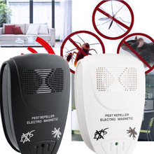US/EU Plug Electronic Ultrasonic Rat Mouse Repellent Anti Mosquito Repeller Killer Rodent Pest Bug Reject Mole Mice