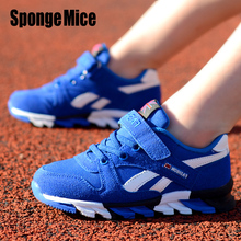 New fashion 2017 children's leisure coach leisure breathable children's running shoes boys sneakers girls sport shoes size 26-39