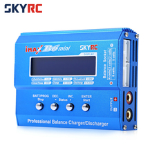 Original SKYRC IMAX B6 MINI 60W Balance Charger Discharger For RC Helicopter Battery Charging Re-peak Mode