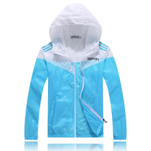 1pcs Men plus size Mountaineering jackets coats 2017 Hot Autumn Breathable fabrics ultra-thin Coats Man Travel jacket coats boys