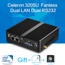 Desktop Computer,Mini PC,3205U 1.5GHz,Laptop,Barebone pc,HD Video,Support USB Keyboard and Mouse