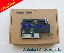 Free shipping New For Lenovo ThiknPad W700 W700ds 34/54-mm ExpressCard slot  PCMCIA Card Cage Board w/cable 48.4Y904.011 43Y9797