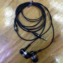 3.5mm Earphones Headphones For IPhones 5 5S 4 6 Plus Samsungs Xiaomi MP3 MP4 High Quality Wholesale