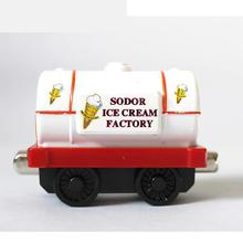 Learning Curve diecast Thomas the Train Engine --# 25 SODOR ICE CREAM factory free shipping(China)