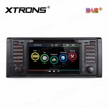 "XTRONS 7"" HD Car DVD Player 2 din Radio DAB+Canbus GPS Navigation For BMW 5 Series E39 M5 1999-2003 / 7 Series  E38 1994-2001"