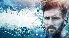 Lionel Messi - Barcelona Football Soccer Top Player 50*70cm Poster