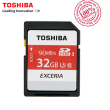 TOSHIBA Memory card 32gb class 10 sd UHS-1 U3 90MB/S SDHC TF Card flash USB 3.0 memory SD Class High Speed - SAMSUNGMemory Store store