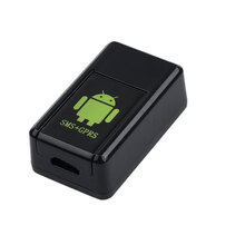 Pro Mini Car GPS Locator Real Time Tracker GSM/ GPRS/GPS Network Tracker GSM Listening Device with Voice Activated Adapter