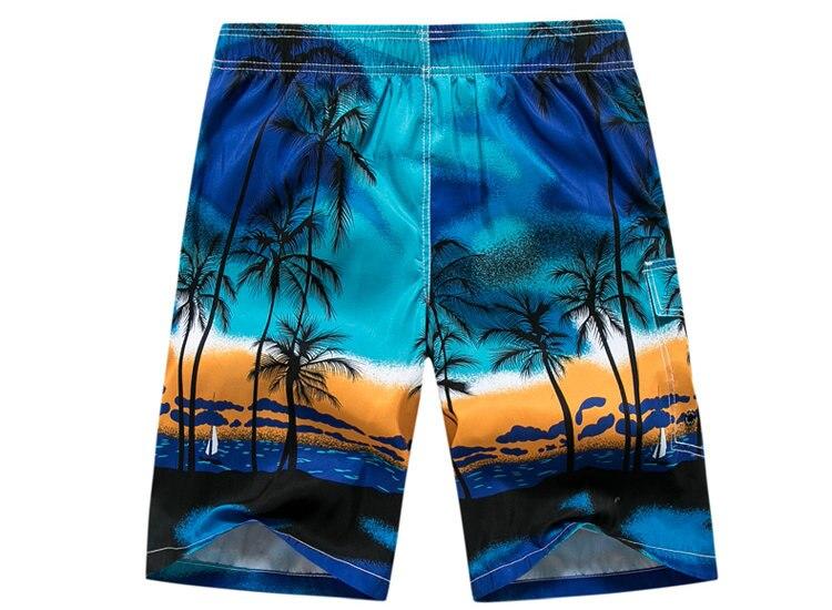 17 Hot Summer Mens Board Shorts Fashion Printed Beach Shorts Men 11