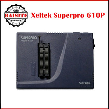 High Quality Auto Diagnostic Tool Original Xeltek Superpro 610P Universal IC EPROM usb Programmer with 48 Universal Pin-drivers