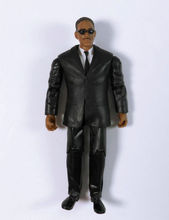 MEN IN BLACK III MIB 3 AGENT J WILL SMITH 3.75' Figure Auction Loose Toy ZX154(China)
