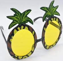 Hawaiian Glasses Tropical Hula Beach beer Party Sunglasses Pineapple Flamingo Goggles Hen Night Stage Fancy Dress eyewear hot