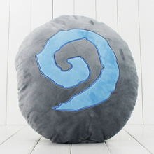 33cm Hot Game Hearth Stone Plush Doll Hearthstone Stuffed Soft Pillow Cushion Toy Gift(China)