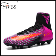 High-Top-Soccer-Cleats-Men-Shoes-Leather-Soccer-Boys-Football-Boots-High-Ankle-Cheap-2017-Men
