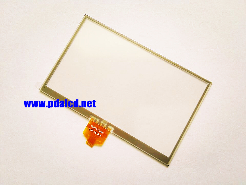 10pcs/lot New 4.3-inch Touch screen panels for TomTom GO 630 630T GPS Touch screen digitizer panel replacement Free shipping<br><br>Aliexpress