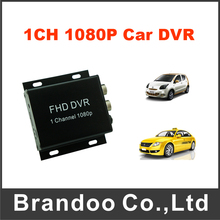 1CH 1080p HD SD Mobile DVR for taxi school bus truck lorry vehicle(China)