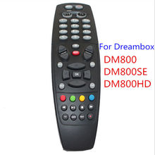 Replacement Remote Control For Dreambox DM800SE DM800HD DM800 Satellite Receiver(China)