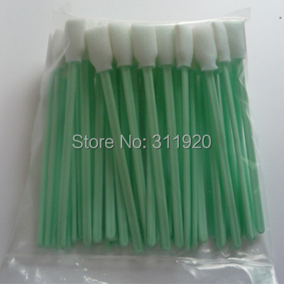 50 pcs/Pack Cleaning Swabs for Roland Mimaki Mutoh Printer Cleaning Sponge,Cleaning Swabs for Outdoor Inkjet Printer<br><br>Aliexpress