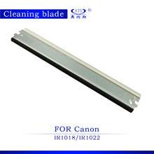 1PCS Photocopy Machine Drum Cleaning Blade For Canon IR1018 IR1022 copier part 1018 1022 cleaning blade(China)