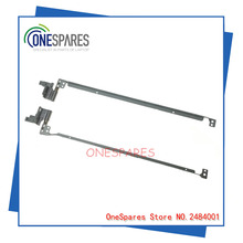 Original Laptop LCD Screen Left&Right Hinges For HP For Compaq 6530b 6535b Series 6053B0313802 6053B0313902