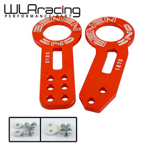 WLRING STORE- FOR BENEN FRONT REAR TOW HOOKS SET UNIVERSAL FOR HONDA FOR CIVIC FOR ACURA INTEGRA WLR- THB41+31(China)