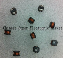 Sample Kit ,4x4x3mm CD43 SMD Power Inductor Kit For BOURNS SDR0403 series 22uH~100uH ,5Values x 10pcs=50pcs
