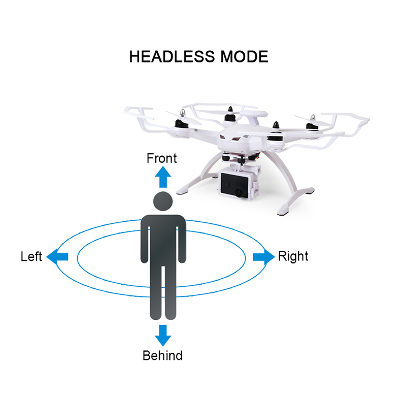 AOSENMA CG035 RC Helicopters WIFI Drone with Camera HD 1080P Quadcopter Gimbal GPS Brushless Motor Follow Me Mode -8