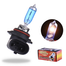 2pcs 9006 HB4 Super Bright White Fog Halogen Bulb Hight Power 55W Car Head Lamp Light Parking hb4
