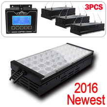 270W DsunY Dimmable Full Spectrum Reef LED Lighting Marine Aquarium Coral SPS LPS Light Sunrise Sunset Cloudy Strom Programmable