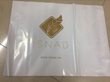 17*30cm Customized express bag Express envelop plastic Bag /name  Courier Mailing pe  Bags/Postage Bag with logo designs