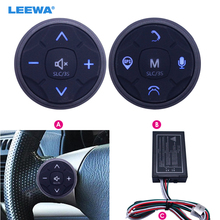 NEW ! Car Wireless Steering Wheel Control Key Button For Car Android DVD/GPS Navigation Player Bluetooth Phone(China)