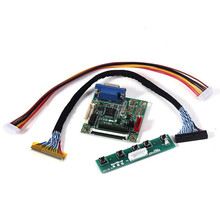 "High Quality MT6820-B Universal LVDS LCD Montor Screen Driver Controller Board 5V 10""-42"" Laptor Computer Parts DIY Kit"