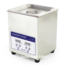 JP-010S Ultrasonic bath cleaner equipment 2L sonic jewelry ring cleaning glasses dental washer machine