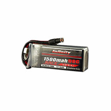 Newest Rechargeable Lipo Battery For Infinity 1500mah 14.8V 90C 4S1P Race Spec Lipo Battery