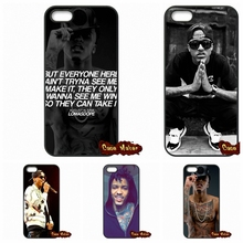 For Apple iPod Touch 4 5 6 iPhone 4 4S 5 5C SE 6 6S Plus 4.7 5.5 POP Signer August Alsina Case Cover
