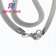New Style Mens Silver Chain Necklace Pocket Watch Chain Long Thick Male Chain