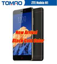 "New Arrival Original ZTE Nubia N1 4G LTE Smart Phone MTK6755 Octa Core 5.5"" 1080P 3GB RAM 64GB ROM 13.0MP 5000mAh Fingerprint(China)"