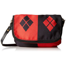 DC Comics Harley Quinn Mini Crossbody Bag Messenger Bag Shoulder Bag(China)