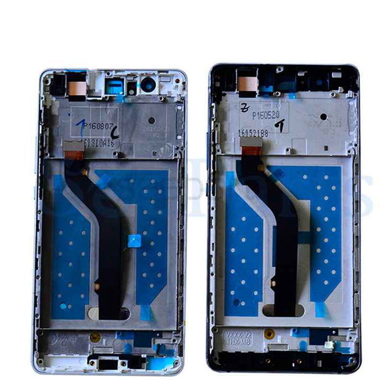 Huawei P9 lite LCD Display Assembly with Frame (27)
