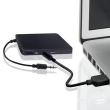 Mini Bluetooth Receiver Stereo Audio Music Receiver 3.5mm Jack A2DP Wireless Adapter Tablet PC TV Speaker