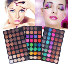 120 Colors Matte Nude Eyeshadow Makeup Palette Glamorous Smoky Eye Shadow Shimmer Colors Eyeshadow Maquillage Cosmetics(China)