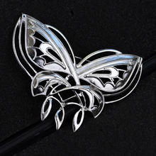 Vintage Accessories Movie Jewelry Brooch Butterfly Brooches for Women Dress Shirt Gift