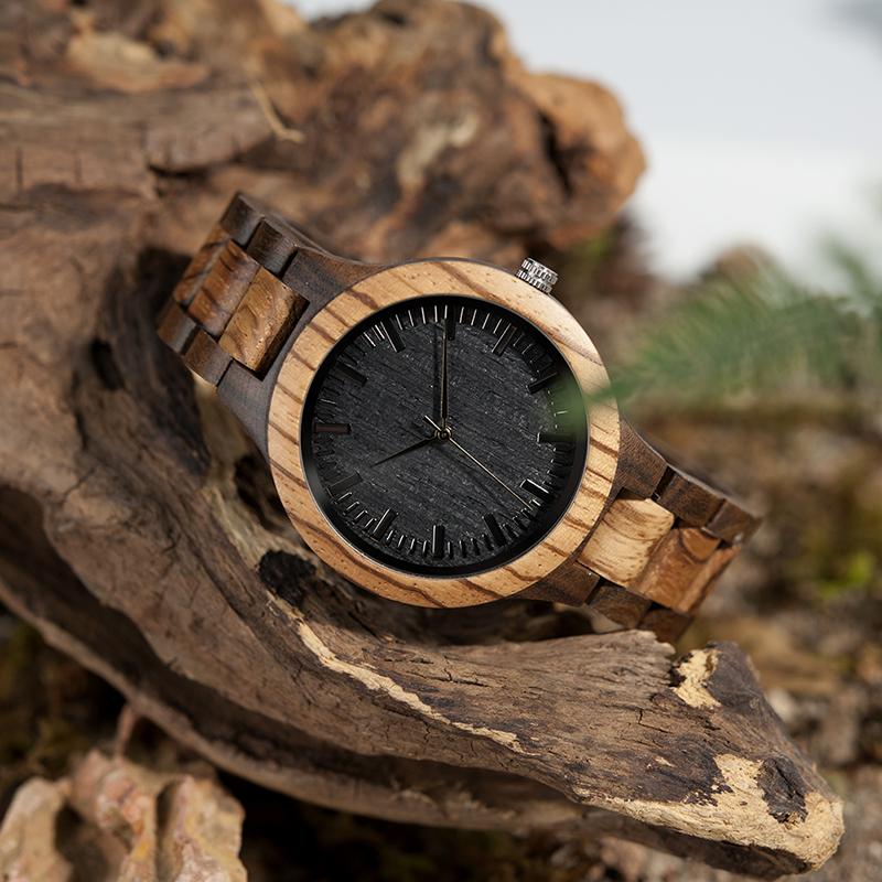 wooden wristwatches bobo bird fashion style gifts watch  (12)