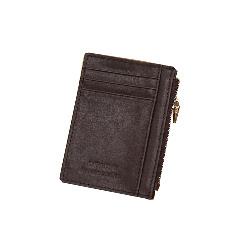Genuine leather men wallets famous brand mens wallet male money purses with zipper Wallets Top Men Wallet With Coin Bag<br><br>Aliexpress