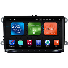 "9"" Octa core 2G RAM+32G ROM Android 6.0 Car DVD GPS Radio for Volkswagen VW Passat B6 polo touran Golf Caddy JETTA TIGUAN CC(China)"