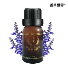 Plant fragrance essential oils aromatherapy pure lavender oil control pores moist vintage massage oil beauty skin care