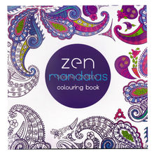 128 Pages Mandalas Coloring Books Relieve Stress Graffiti Painting Drawing Secret Garden Art Colouring books For Adults Kids(China)